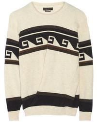 Samuel oversized knitted sweater medium 101684