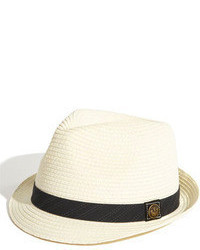 Goorin brothers fine day straw fedora medium 67432