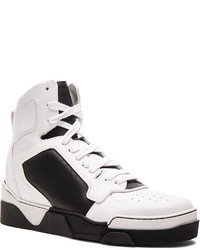 Leather high top tyson sneakers medium 566069