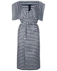 Striped summercoat medium 12426