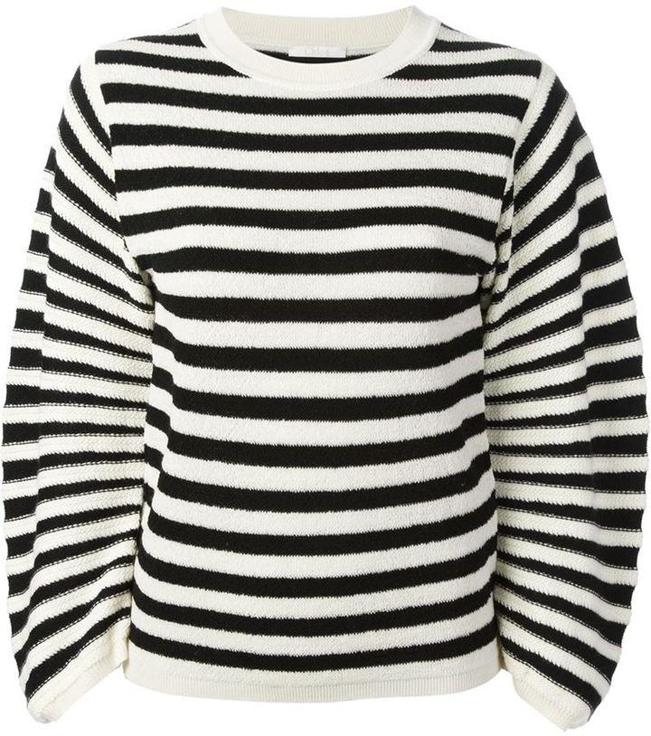 11d7d99c83 Striped Sweater