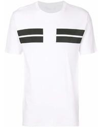 Neil Barrett Bar Stripe T Shirt