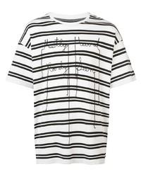 Mostly Heard Rarely Seen Hypeman Contrast T Shirt