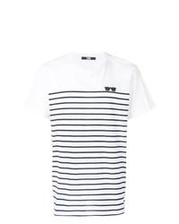 Karl Lagerfeld Karl Ikonik Striped Sweater
