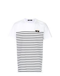 Karl Lagerfeld Karl Ikonik Striped T Shirt