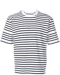 Short sleeve striped t shirt medium 6457784