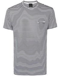 Rrd Slim Fit Striped T Shirt