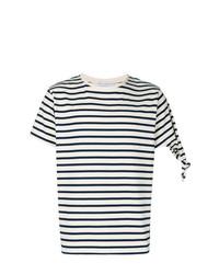 JW Anderson Striped Short Sleeve T Shirt
