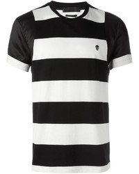 Alexander McQueen Striped T Shirt