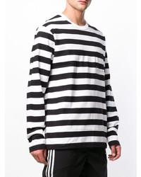 Stussy Horizontal Striped T Shirt