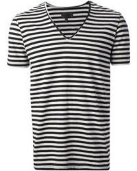 Striped t shirt medium 56407