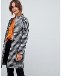 ASOS DESIGN Oversized Mono Boucle Coat