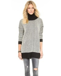 Turtleneck sweater medium 124656