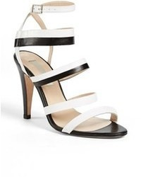 Lk bennett giselle leather sandal medium 43647