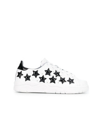 Chiara Ferragni Contrast Star Sneakers