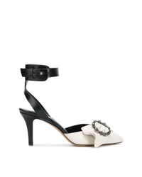 Isabel Marant Crystal Front Pumps