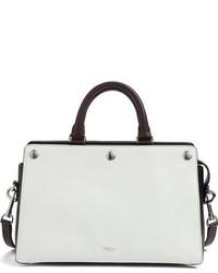 Chester leather satchel orange medium 879600
