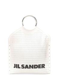 Jil Sander Square Tote Bag