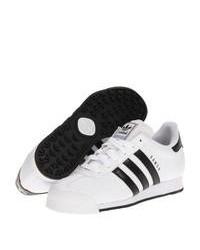 White and black low top sneakers original 3695534