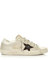 Golden Goose Deluxe Brand Super Star Low Top Cord Trainers
