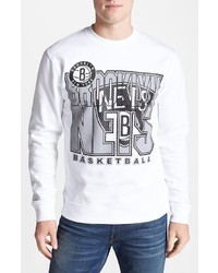 Brooklyn nets sweatshirt medium 24310
