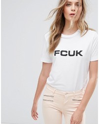 French Connection Fcuk Bold T Shirt