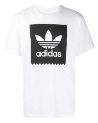 adidas Logo Printed T Shirt