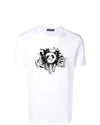 Dolce & Gabbana Panda King T Shirt