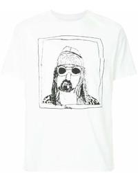 Takahiromiyashita The Soloist Printed T Shirt