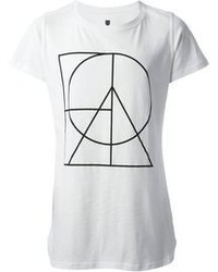 Tn typonotes printed t shirt medium 71242