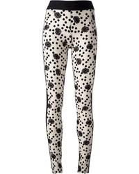 Emanuel printed leggings medium 69661