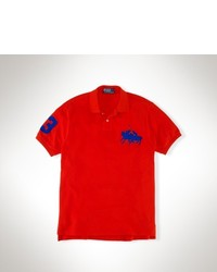 Polo Ralph Lauren Custom Dual Match Pony Polo