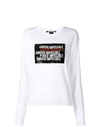 Pinko Amour Impossible Sweatshirt