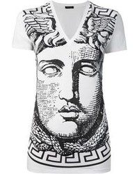 Medusa print t shirt medium 77633