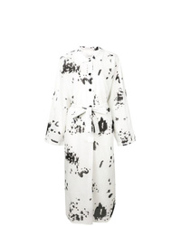 Lemaire Tie Dye Shirt Dress