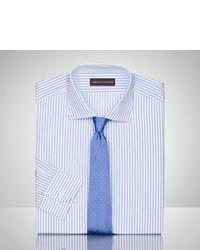 Ralph Lauren Black Label Striped Bond Dress Shirt