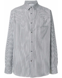 V stripe shirt medium 7009644