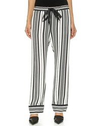 L'Agence Lat By Drawstring Lounge Pants