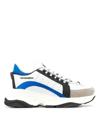 DSQUARED2 Bumpy 551 Low Top Sneakers