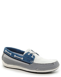 White and blue boat shoes original 3065145