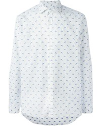 Etro Dolfins Printed Shirt