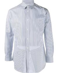 Comme des Garcons Comme Des Garons Shirt Geometric Cut Shirt