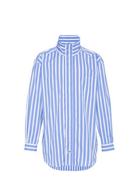 Martine Rose Drawcord Stripe Shirt