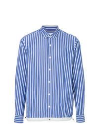Sacai Drawstring Hem Shirt