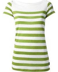 Burberry Brit Striped T Shirt