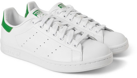 d289aea9b415 ... adidas Originals Stan Smith Leather Sneakers ...