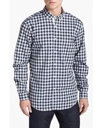 Lacoste Gingham Poplin Shirt