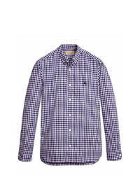 Burberry Gingham Shirt