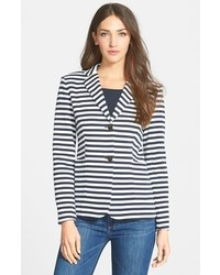 Max Mara Weekend Elica Stripe Jersey Jacket