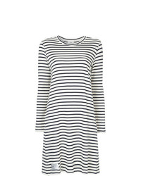 1ccfff4dd96 Sacai Horizontal Stripe T Shirt Dress £389 Free UK Shipping! Dinny Striped  Midi Dress